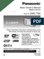 Lumix Dmc Ts5