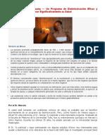 Niacina - EJercicio y Sauna - Un Programa de Desintoxicación