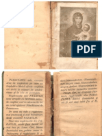 Romanian Greek Catholic Prayer Book (1940)