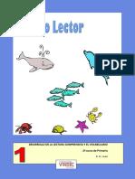Fichas de Comprension Lectora - 2º Primaria