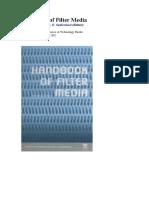 13-06Handbook of Filter Media CAPITULO 1 PURCHAS