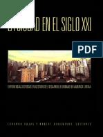 Urbanizacion siglo XXI