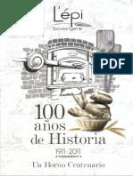 100 años L'épi