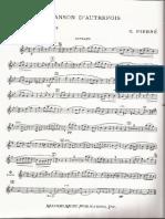 Three Pieces Sax4 G Pierne