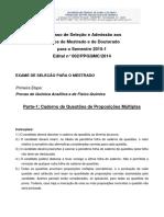 ME_Caderno-de-questões_QA.FQ_parte001_Edital.002.PPGQMC.2014-ingresso-2015.1