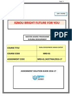 MRD-101_ASSIGNMENT-2016-17