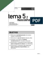 Tema 5-2 - Piezas Compuestas