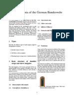Rank Insignia of the German Bundeswehr