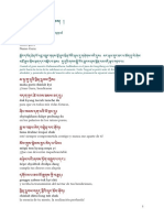 La Oración de Yeshe Tsogyal