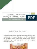neuroma acustico