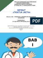 STRIKTUR URETRA.pptx