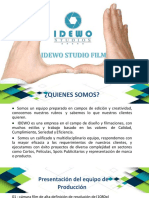 Manual Empresa Audiovisual