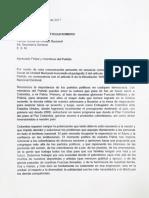 Juan Carlos Pinzón renuncia al Partido de La U