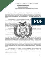 DS 521 -26MAY2010 - Prohibición de Evasión a La Normativa Laboral
