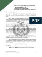 Ds 641 -22sep2010- Modif Ds29437 (Unidad de a Const) Ds 29894 (Estructura Org Del Org Ejecutivo)
