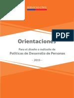 02. Orientaciones Políticas Desarrollo de Personas