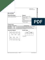 74ALS04B - Hex inverter.pdf