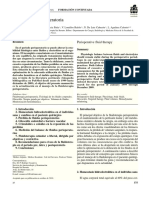 Fluidoterapia Perioperatoria. Rev Esp Anestesiol 2010.