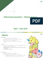 1 2 1 Multi Brand Albania,Promocion