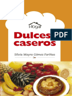 05 Dulces Caseros