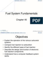 Fuel Systems Fundamental