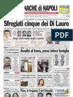 Cronache Di Napoli 10 Aprile 2010
