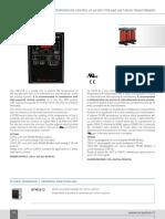 Data Sheet t2612 b