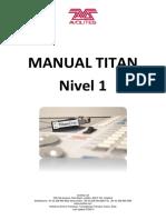Titan Nivel Español