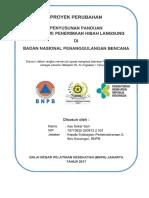 Ayu Sekar Sari - Penyusunan Panduan Mekanisme Penerimaan Hibah Langsung Di BNPB