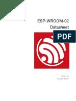 Esp Wroom 02 Datasheet
