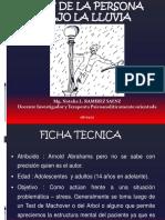 Técnicas Proyectivas 6ta Práctica 2017