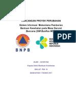 Sa'Diyah - Sistem Informasi Mekanisme Pemberian Bantuan Kesehatan Pada Masa Darurat Bencana (SIM BanKes MDB)