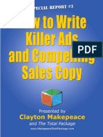 How to Write Killer Ads