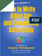 How to Write Killer Ads