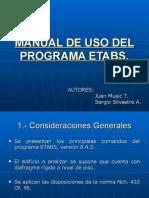Manual Etabs V8.4.5 Version 1
