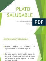 Plato Saludable Progreso
