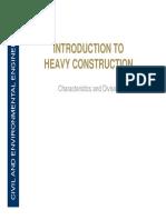 1-Intro to Heavy Construction