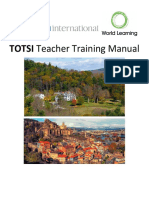 ICTE II Program Teacher Training Manual 2016-17