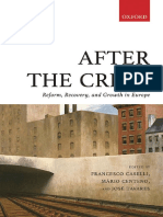 After the Crisis Reform Recovery and Growth in Europe