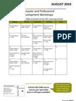 08-10 Workshop Calendar & Newsltr PDF