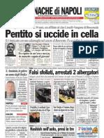 Cronache Di Napoli 9 Aprile 2010