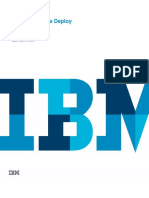 IBM UrbanCode Deploy V6 Lab-Workbook