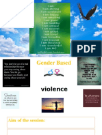 Gender Based Violence 6
