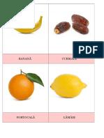 Carduri Cu Fructe Si Legume WORD