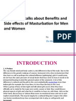 Benefits and Side Effects of Masturbation for Men and Women