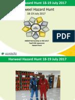 Harweel Hazard Hunt 18-19 July 2017