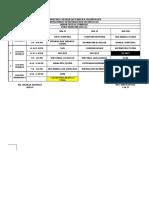 Mt 1 Schedule