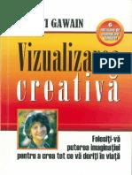 Shakti Gawain Vizualizarea Creativă