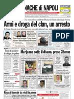 Cronache Di Napoli 8 Aprile 2010