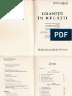 Granite in Relatii Dr Henry Cloud